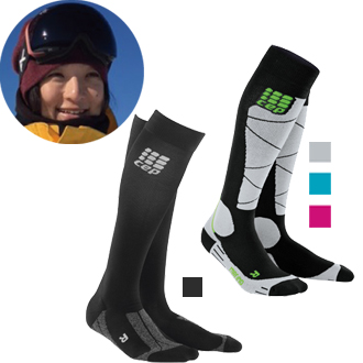 SNOWBOARD THERMO SOCKS